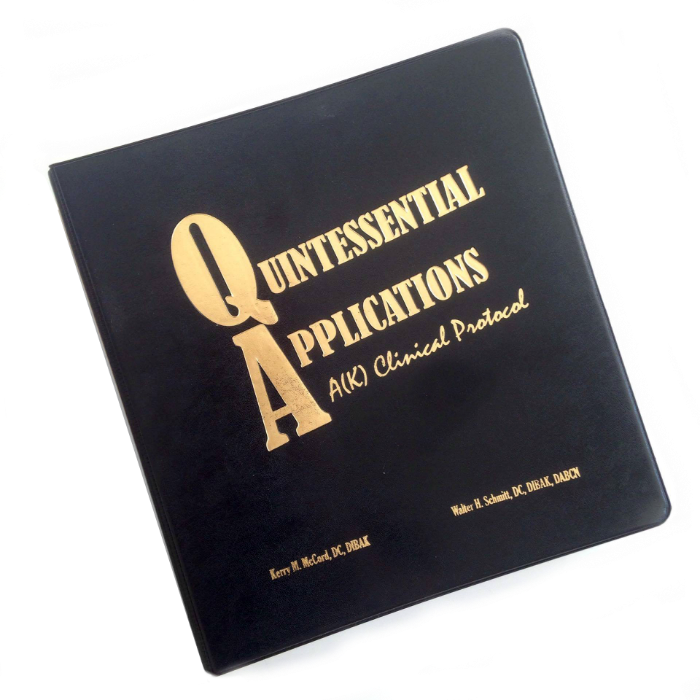 Quintessential Applications Book